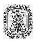 Polskie Towarzystwo Medycyny Sądowej i Kryminologii